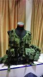 Multi-Pockets Tactical 1000d Nylon Belt-System Tactical Vest
