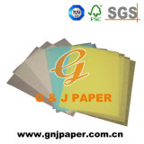 Good Quality Colorful Self Adhesive Paper in Sheet