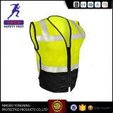 Green Hi Vis Reflective Safety Mesh Reflective Vest