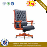 Luxury Mechanism Leather Executive Office Chair Hx-Cr031