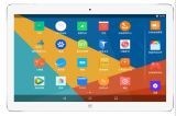 Teclast Tbook 16 PRO Windows 10 & Android Tablet PC