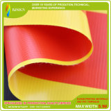 3.2m Width Waterproof Strip Polyester Fabric for Gym Matt