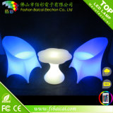 Fast Delivery Rechargeable PE New Design LED Bar Chair