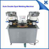 Automatic 5L Chemical Can Ear Welder Machine