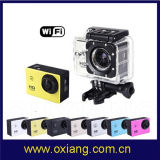 Hot Sale! ! ! Waterproof WiFi Sport Camera with Remote Contraller