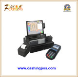 Cash register POS terminal