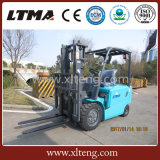 Ltma Competitive Price Forklift 1 - 5 Ton Electric Forklift with Battery