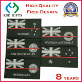 PVC Magic Tape Rubber Patch/Garment Accessory