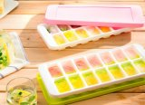 Custom Food Grade Plastic Silicone Ice Cube Tray