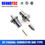 Crimp Type BNC Male and Female Connector for Cable Rg59