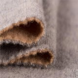 100% Double Sides Cashmere Fabrics for Winter Season in Gray