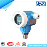 State-of-The-Art Technology Smart Pressure Transmitter, Modbus/4~20mA Output