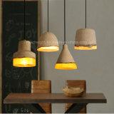 Modern Decorative Hanging Concrete Pendant Light Lamp