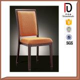 China Foshan Aluminium Textile Chair for Dining Room