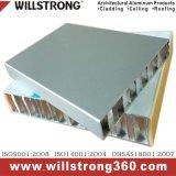 Willstrong PVDF Coating Honeycomb Aluminum Panel