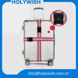 Promotion Nylon Strap Belt Luggage Belt with Coded Lock