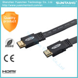 Flat 1.4V High Speed Support Ethernet HDMI Cable