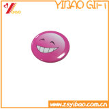 Cute Customized Logo Printing Cheap Tinplate Button for Sale (YB-BT-04)