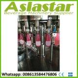 Complete a to Z Hot Juice Beverage Bottling Filling Machine