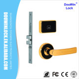 New Small Size Door Handle Electronic Hotel Lock Price