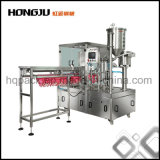 Standing Pouch Filling and Capping Machine for Liquid Soap