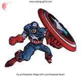 2016 Customized Spider Man Embroidery Patch for Garments (YH-EB144)