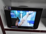 "17"" Digital Color TV with DVB-T2/ISDB-T"