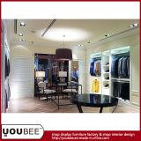 Fashion Shop Display Fixtures for Men Clothing Shop Design
