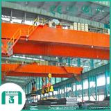 Electromagnetic Bridge Crane with Carrier Beam in Vertical