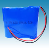 3.2V/9ah Lithium Iron Phosphate Battery Packs