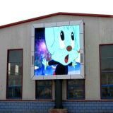 P10 Outdoor Full Color Football LED Display Panel