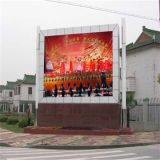 Outdoor Full Color DIP P6 Flexible HD LED Display Screen