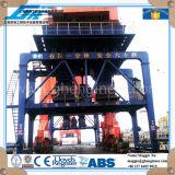 50cbm Port Handling Equipment Mobile Hopper