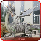Dragon Life Size Garden Dragons