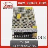 120W 5V/12V/-5V Triple Output Switching Power Supply
