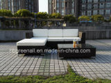 Wicker Rattan Outdoor Furniture Corner Sofa