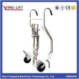 Stainless Steel Eagle-Grip Drum Trolley