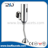 Brass Touch Free Sensor Automatic Flushing Valve for Toilet