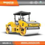 Shantui Double-Drum Road Roller (SR13D-3/Factory Outlet)
