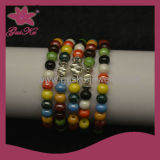 Popular Colorful Tourmaline Bracelet Jewelry (2015 Gus-Tmb-091)