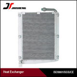 Wuxi Plate Fin Aluminum Oil Cooler for Daewoo