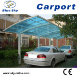 Easy Instal Steel Polycarbonate Carport for Cars Park Carport