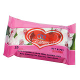 New Design High Quality Ladies Wet Wipes