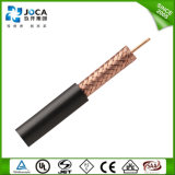 75 Ohm Rg59 2c/Rg59 with Power Cable 3c-2V Coaxial Cable