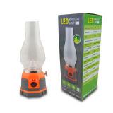 DC5V Blowing Control LED Kerosene Lamp for Camping