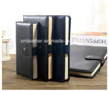 Business Paperbound A4 A5 PU Leather Note Book