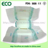 Breathable Film Baby Diaper with Cheap Price/PP Front Tape Baby Diaper
