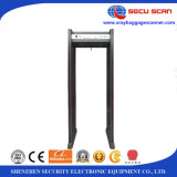 Security Airport Walk Through Metal Detector New Free Ship AT-300A