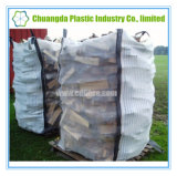 Top Open FIBC Big Jumbo Bag for Firewood Packing