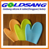 Hot Selling Insulated Silicone Mitt for Baking